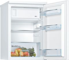 Bosch A++ Rated 56cm Wide Fridge With 4 Star Freezer Box KTL15NW3AG (White)